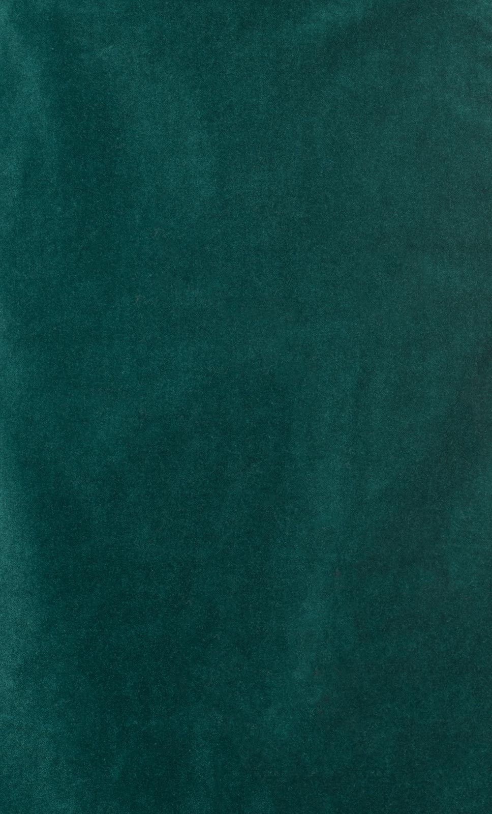 Woven-Velvet-Peacock-Green
