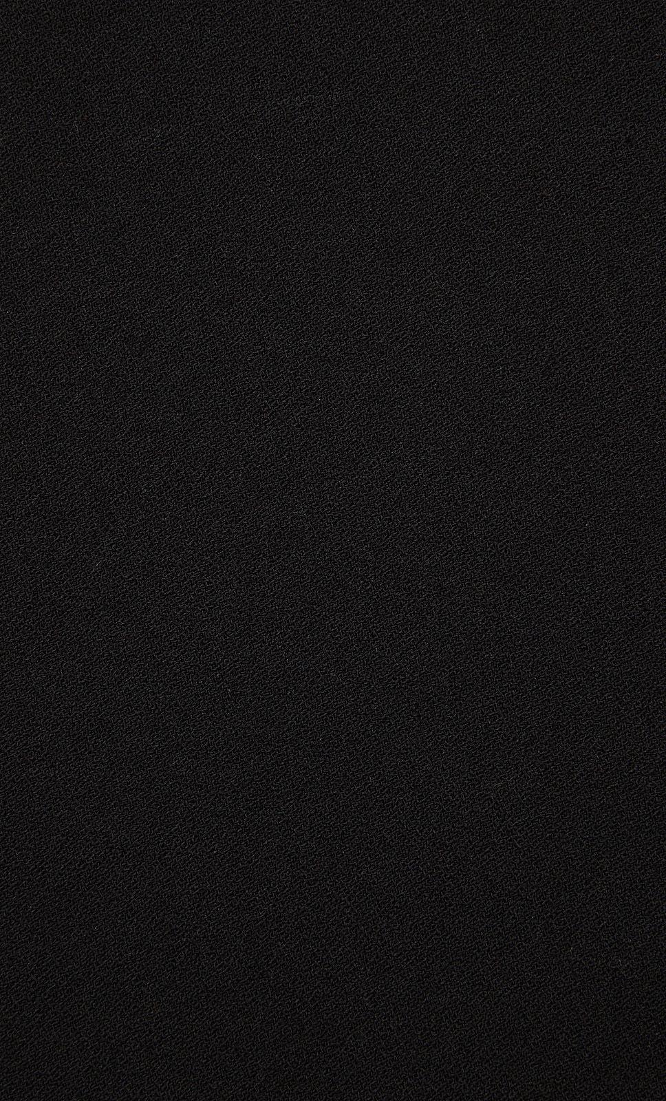 Woven-Crepe-Black