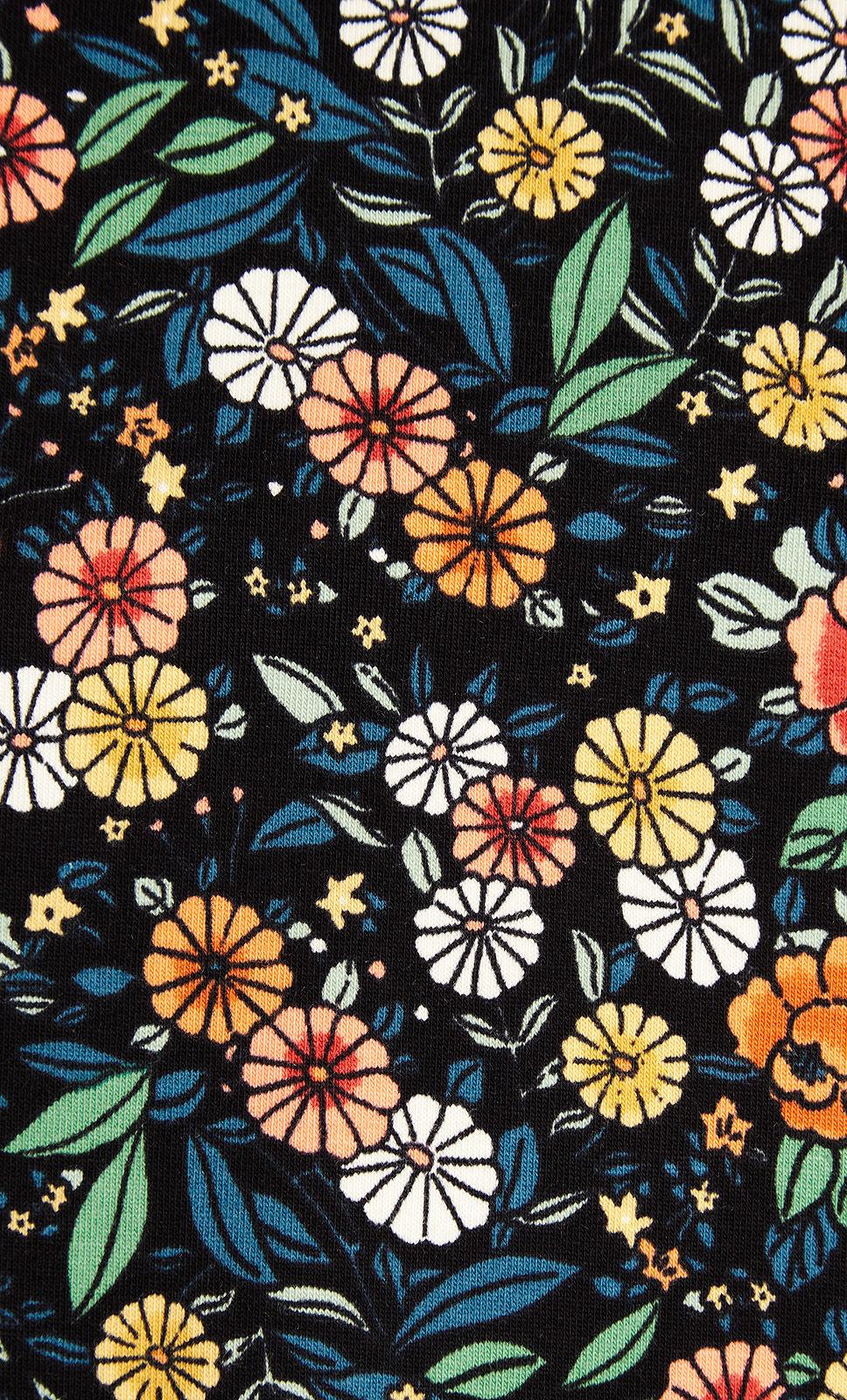 Flowerbed-Black
