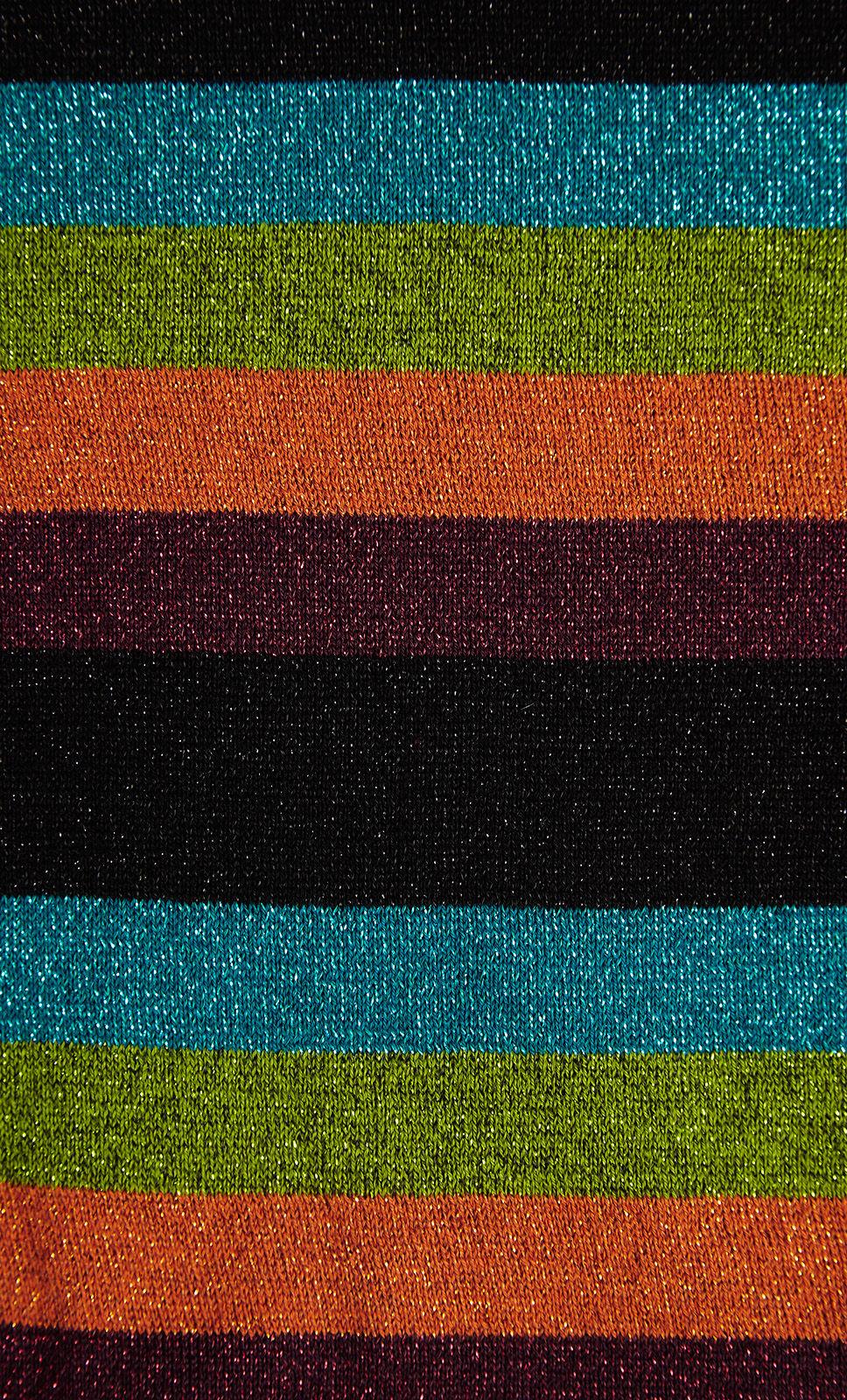 Glitter-Stripe-Black
