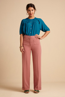 Garbo Pocket Pant Tuillerie