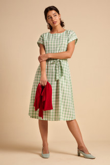 Betty Dress Loose Fit Legend