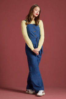 Ines Jumpsuit Chambray