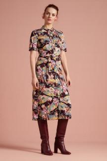 Rosie Slim Fit Dress Salon