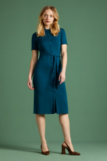 Rosie Slim Fit Dress Milano Uni
