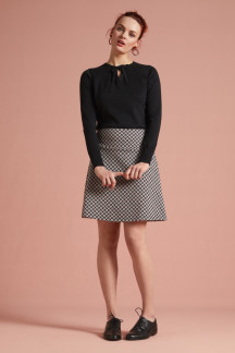 Border Skirt Tate