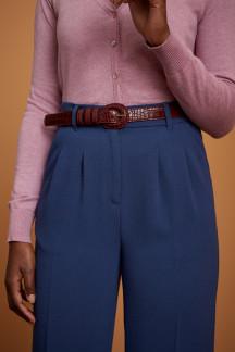 Croco Belt