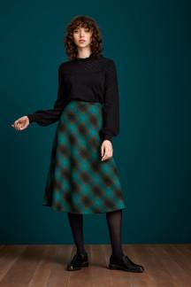 Juno Skirt Cornwall Check
