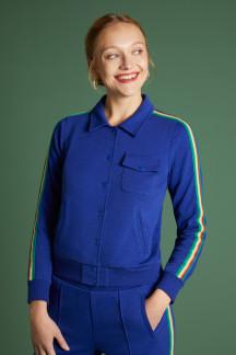 Lola Sweat Jacket Uni French Terry