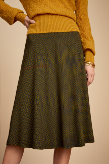 Juno Midi Skirt Afternoon