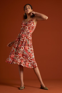 Camilla Dress Lei