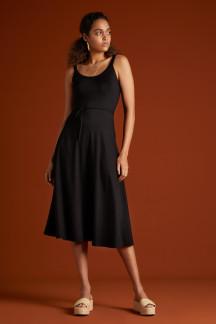 Allison Midi Dress Ecovero Classic