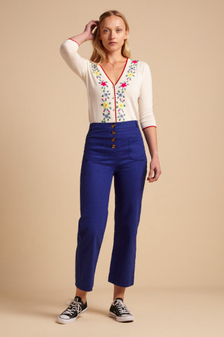 High Waisted Pocket Pant Sturdy
