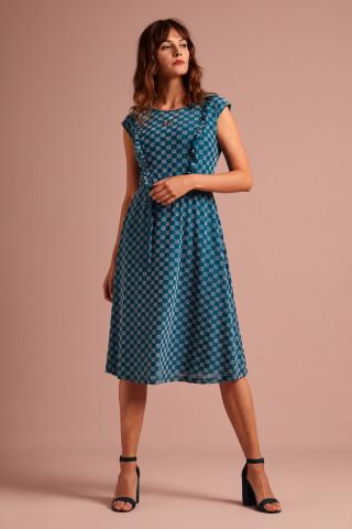Adele Dress Keylime