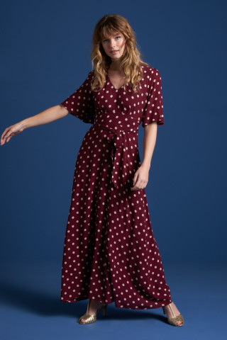 Shiloh Dress Polkadot
