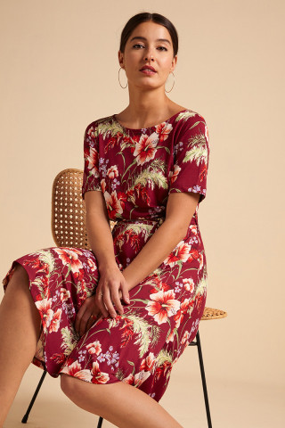 Betty Dress Colada