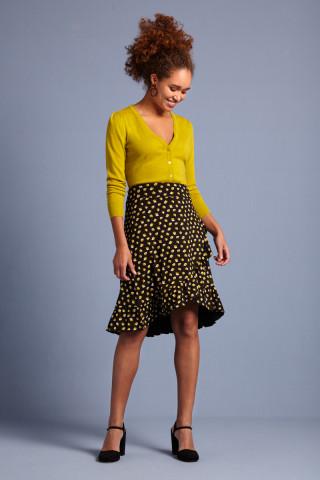 Ruffle Skirt Petal