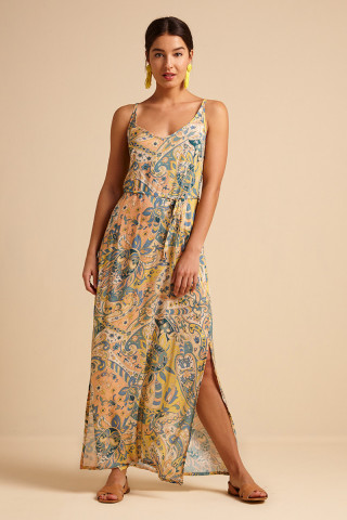 Nadya Maxi Dress Rococco