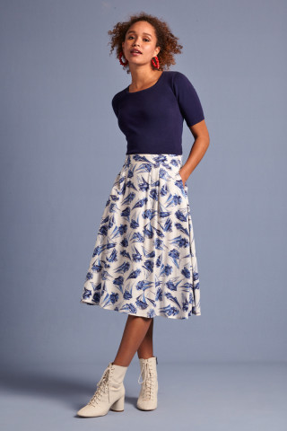 Circle Skirt Loveboat