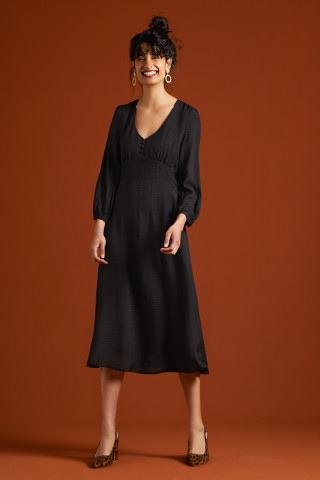 Lynn Bellesleeve Dress Beauvoir