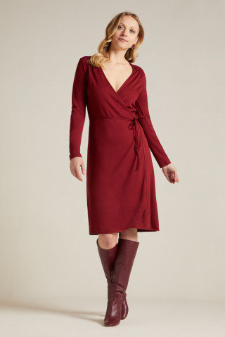 Mandy Wrap Dress Milano Uni