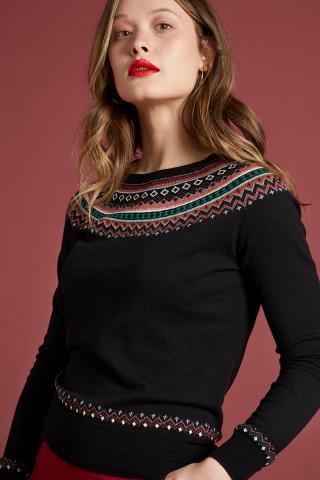 Roundneck Sweater Tignes