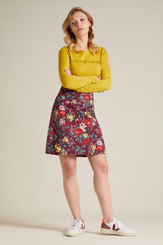Border Skirt Prado
