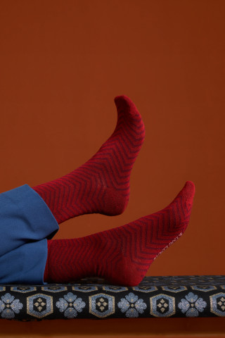 Socks 2-Pack Roman Stripe