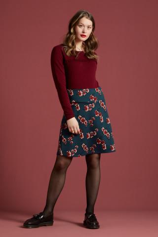 Border Skirt Amori