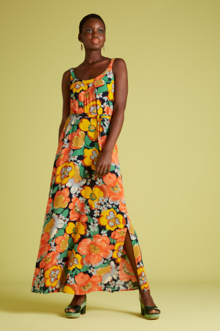 Allison Maxi Dress Sunbeam