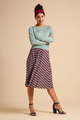Plisse Skirt Namaste