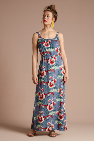 Allison Dress Maxi Colada