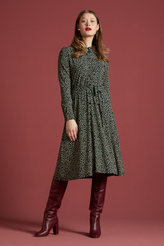 Olive Dress Sevres