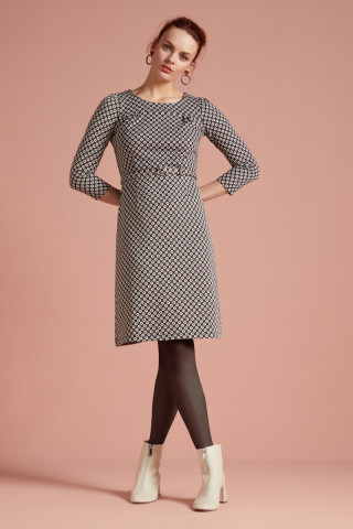 Polly Dress Long Tate