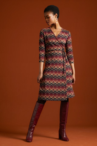 Wrap Dress Gusto