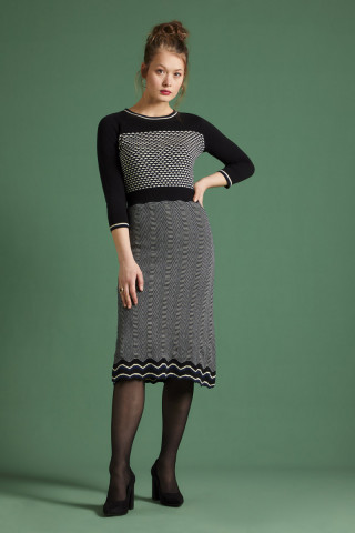 Bella Knit Dress Eldorado