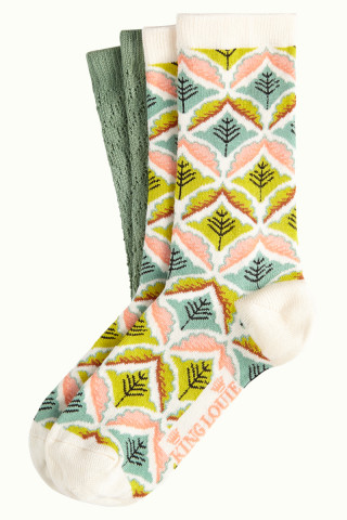 Socks 2-Pack Medaillon