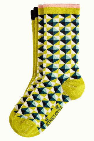 Socks 2-Pack Harlequin