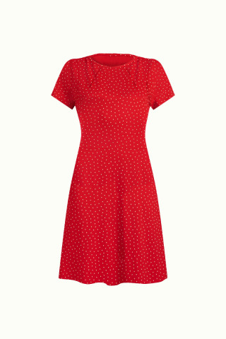 Mona Dress Little Dots