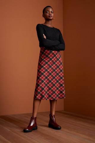 Juno Midi Skirt Chatham