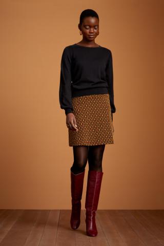 Border Skirt Honeycomb