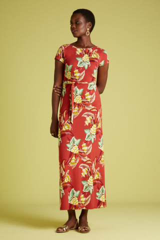 Sally Maxi Dress Topanga