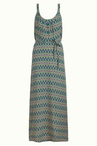 Allison Maxi Dress Chess