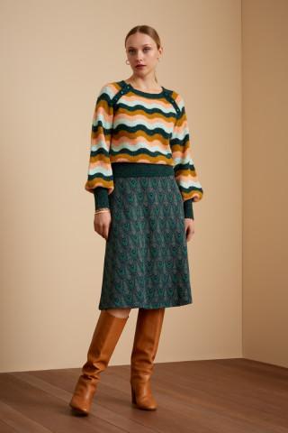 Juno Midi Skirt Cleopatra