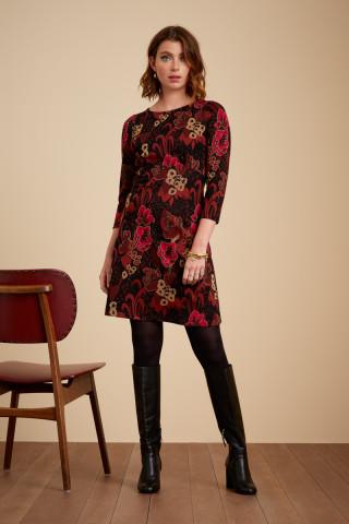 Duffy Dress Bloomsbury