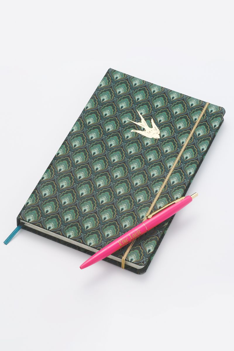 King Louie Notebooks
