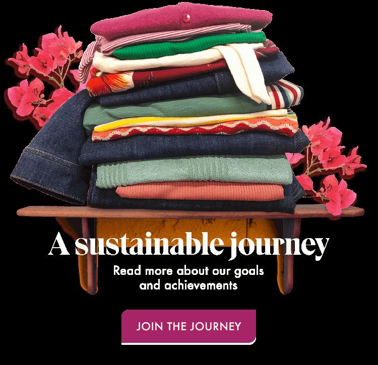 Sustainable journey