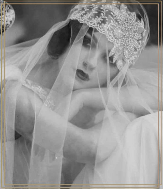 De Bruidssluier