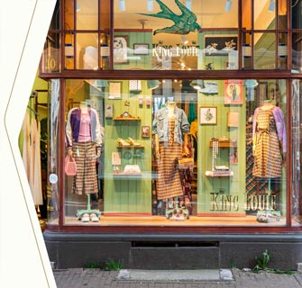 King Louie Store Amsterdam