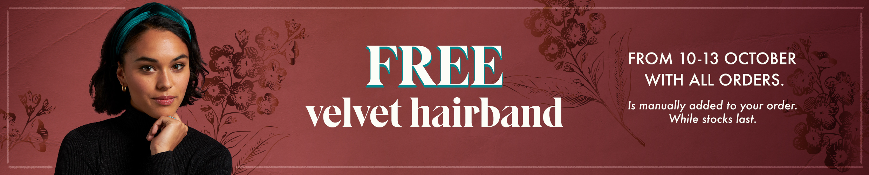 Free hairband